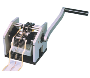 MANUAL CUT & BEND MACHINE FOR TAPED AXIALS