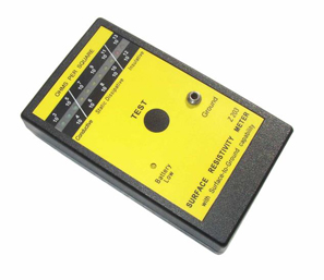 SURFACE RESISTIVITY METER Z203